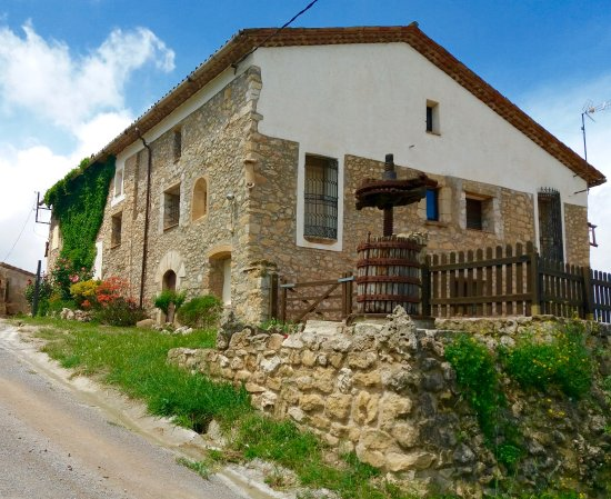 Subirats, Spanyol: The Manor House and historic family home