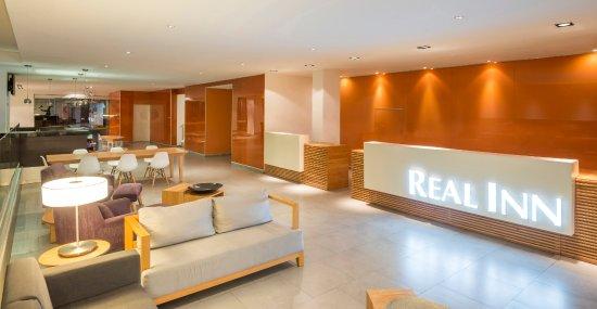 Real Inn Guadalajara Centro: Lobby