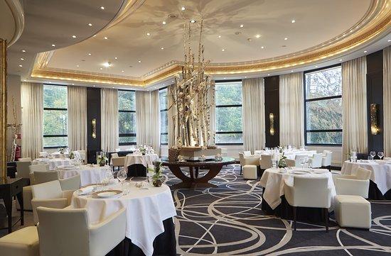 La salle du Restaurant la Rotonde