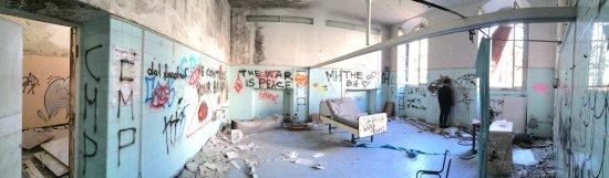 Limbiate, Italië: Ex Manicomio di Mombello