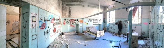 Limbiate, Italien: Ex Manicomio di Mombello