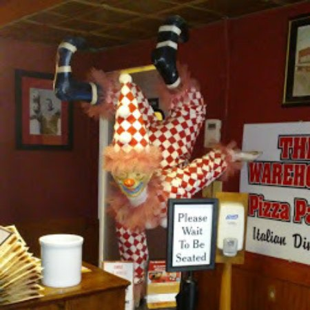 Delaware, OH: No Clowning Around...It's the Best Italian in Town.