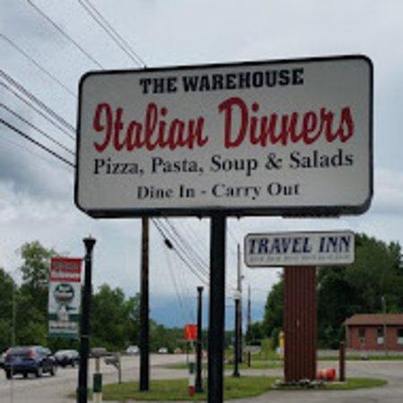Ντέλαγουερ, Οχάιο: Located in front of the Travel Inn, Delaware, Ohio.