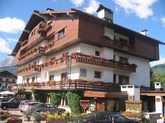 Hotel Europa Cortina Tripadvisor