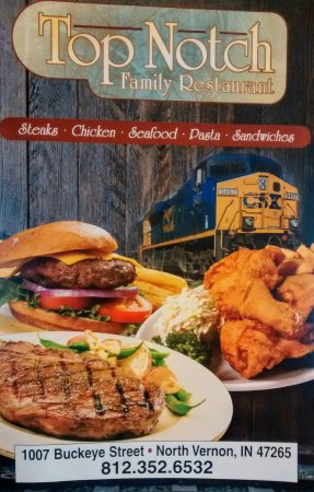 North Vernon, IN: Top Notch Family Restaurant