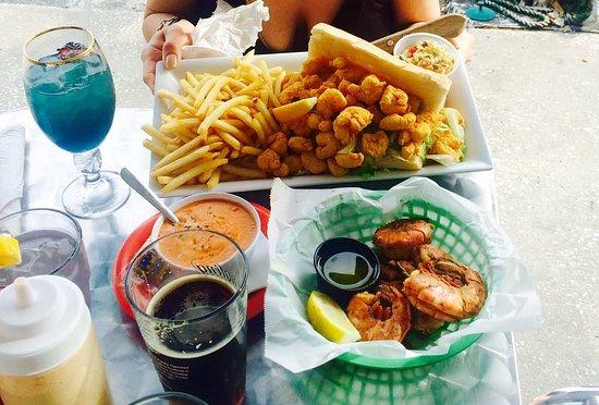Shrimpy Street Food