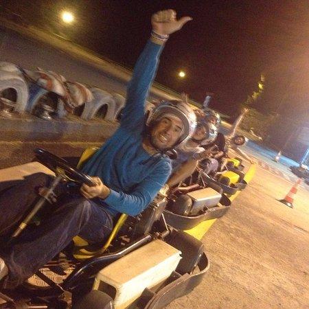 Trecchina, Italy: Divertimento notturno!