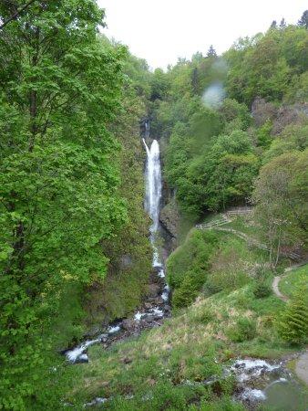Passy, Francja: Cascade de Chedde