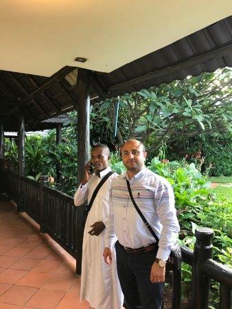 Sea Cliff Hotel: Çok güzel bir otel ve restaurant, Tanzanya'ya gelmek isterseniz bu otel ilk tercihiniz olabilir