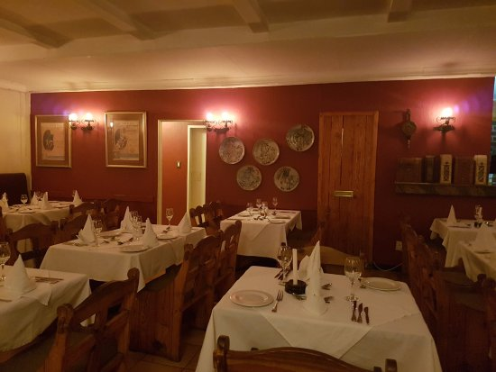 Randburg, South Africa: La Mama Restaurant main Dining Room