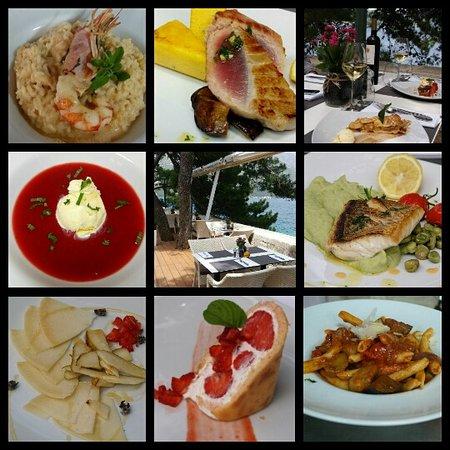 Konoba aurora korcula town ravintola arvostelut tripadvisor for Daily fresh fish