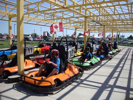 Warp Drive Race Park