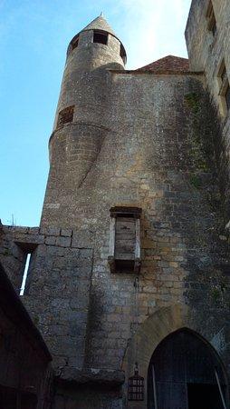Beynac-et-Cazenac, ฝรั่งเศส: The imposing fortress