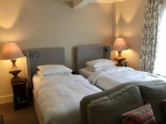 Abergavenny, UK: Room 17 - twin bedded