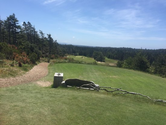 Bandon Dunes Golf Resort : Bandon Trails