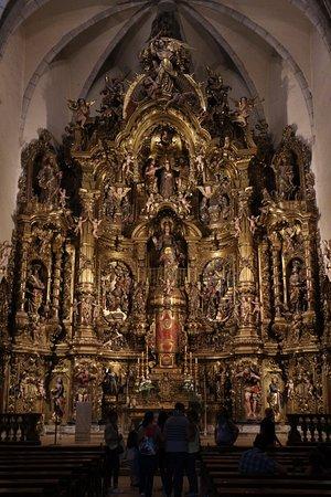 Esglesia de Santa Maria : Le retable