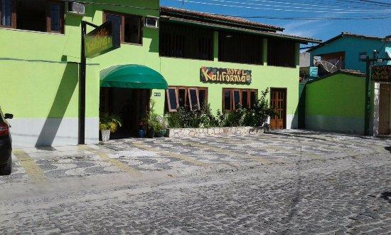 Café da manhã - Picture of Hotel Kalifornia, Porto Seguro - Tripadvisor