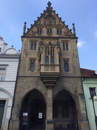 Gothic Stone House Kamenny Dum