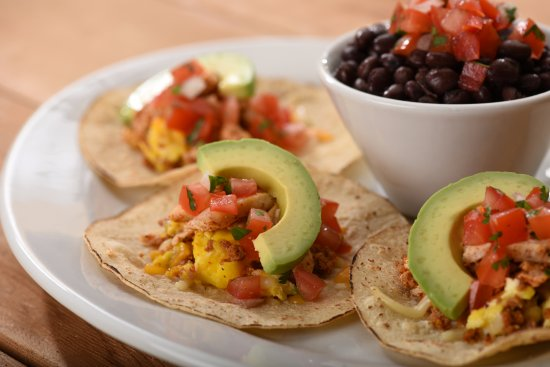 Decatur, GA: Farm Stand Breakfast Tacos