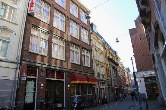 Picture of rho hotel amsterdam tripadvisor for Rho hotel amsterdam