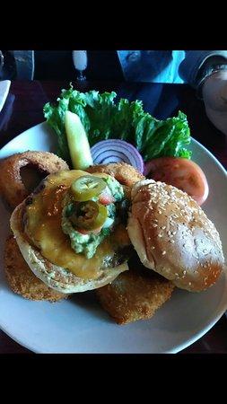 McDonough, GA: Guacamole Burger