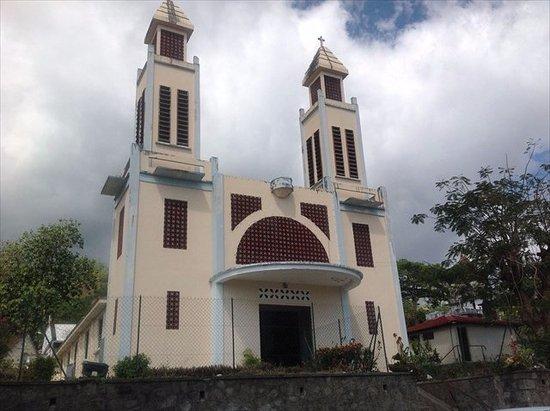 Le Precheur, Martinique: église saint joseph du precheur