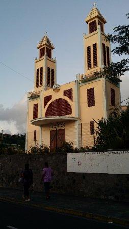 Eglise du Precheur: église saint joseph du precheur contruite en 1930