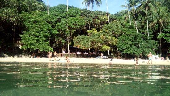 Crena Beach: Praia Crena , pequeña playa preciosa.