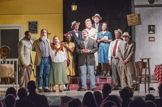 "Tucker, GA: Main Street Theatre's performance of ""Second Samuel"""