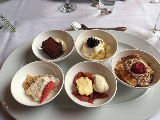 Grasten, Denmark: Daggammel desser