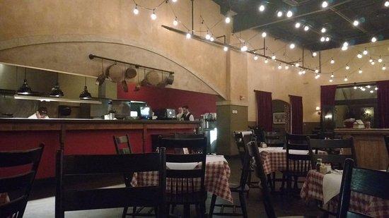 The Service Area Picture Of Noodles Italian Kitchen Fayetteville Tripadvisor