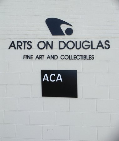 Arts on Douglas in New Smyrna Beach.