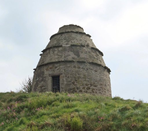 Dunure, UK: The 15th century dovecote