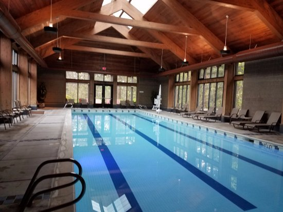 Stevenson, Ουάσιγκτον: indoor pool