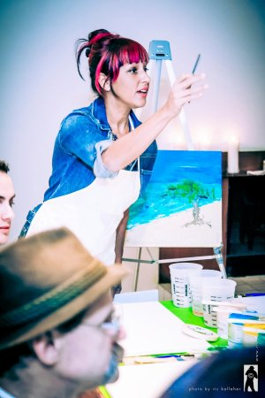 Elisa Lejuez Art Aruba