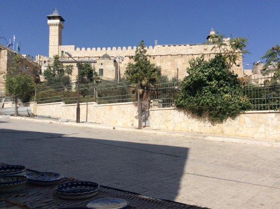 Palästinensische Autonomiegebiete: Al ibrahimi mosque