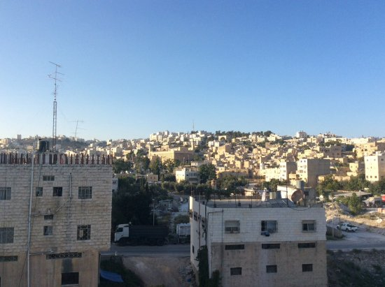 Palestinian Territories: View of hebron