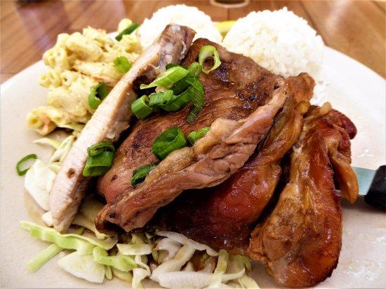 Aloha Mixed Plate, Lahaina - Menu, Prices & Restaurant Reviews