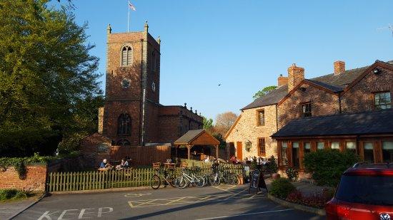 Church Minshull, UK: 20170509_190119_large.jpg