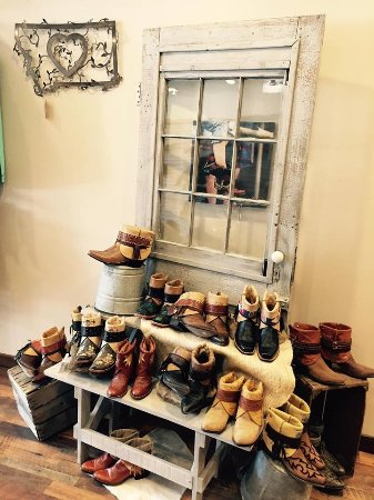 Sheridan, MT: One of a kind, Canty Boots!!