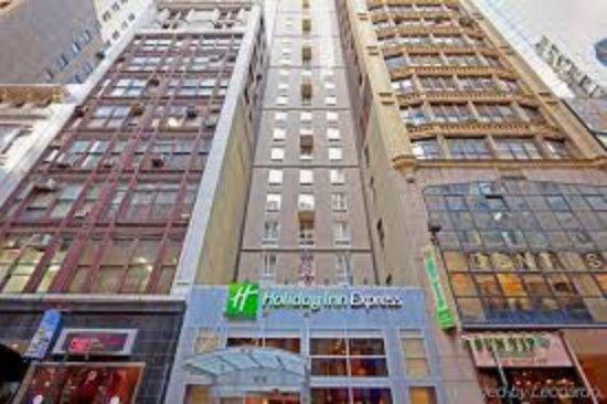 Hotel Central Fifth Avenue New York Vista Del