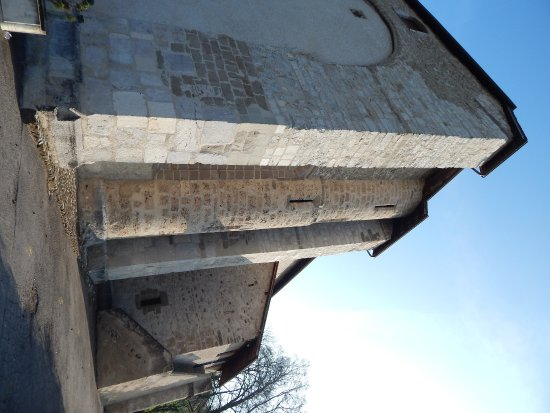 Rhône-Alpes, Frankrike: Vue sur la nef