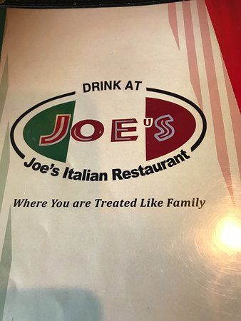 Sulphur, LA: Joe's deserves to be the #1 restaurant - great food and service.