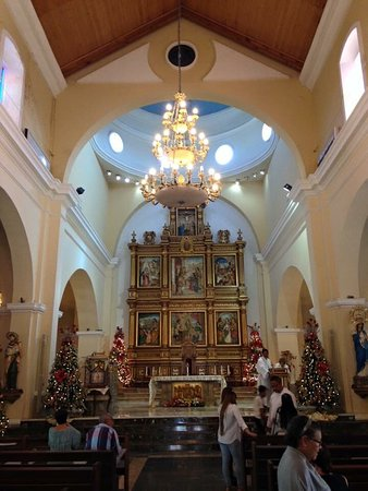 Mayaguez, Puerto Rico: The Cathedral of Our Lady of Candelaria. In Mayagüez, Puerto Rico