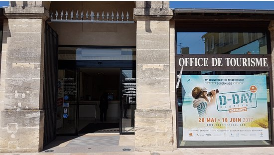 Office de tourisme de bayeux frankrike omd men - Office du tourisme de basse normandie ...