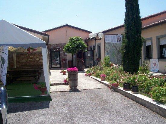 Sigillo, İtalya: spazzi fuori
