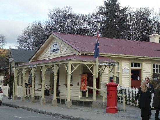 Arrowtown, นิวซีแลนด์: calle principal