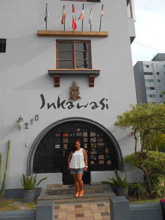 Inkawasi Backpacker Hostel : buenisiima estadia