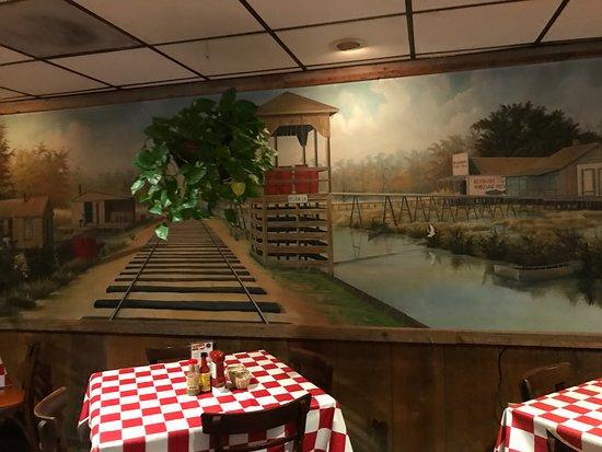 Henderson La Seafood Restaurants