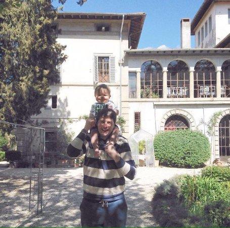 Villa Taticchi: Family friendly
